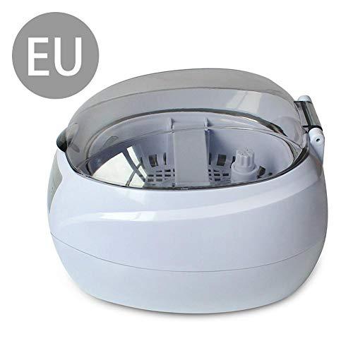 SUPERLOVE Pulitore Ultrasonico Intelligente Pulitore Ad Ultrasuoni in Acciaio Inox A Ultrasuoni