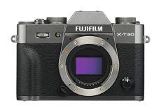 Fujifilm X-T30 Cuerpo, cámara de Objetivo Intercambiable, Color Antracita