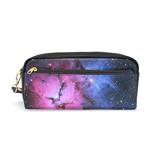 Bennigiry Galaxy grande capacità di matita, bambini studenti penna borsa della borsa per viaggio...