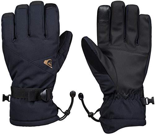 QUIKSILVER Mission, Gloves Uomo, Black, M