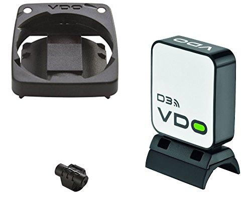 VDO Kit Radio de velocidad D3 - para los ciclocomputadores M3 WL y M4 WL 30101
