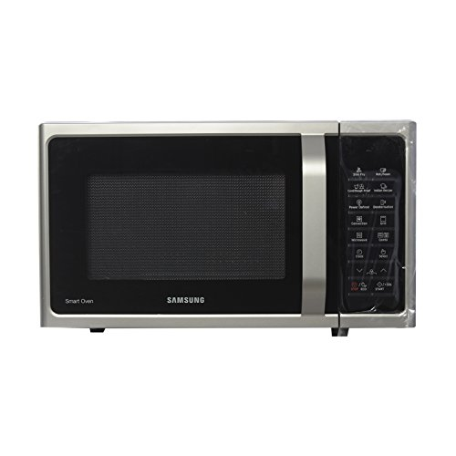 Samsung 28 L Convection Microwave Oven (MC28H5025VS/TL, Silver)