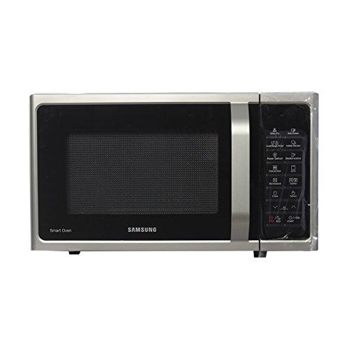Samsung 28 L Convection Microwave Oven (MC28H5025VS/TL, Silver)