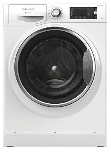 Hotpoint NLLCD 1047 WC AD EU lavatrice Libera installazione Caricamento frontale Bianco 10 kg 1400...