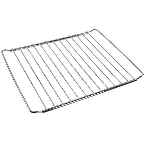 Universale cromato regolabile estensibile forno fornello Mensola Rack griglia compatibile con...