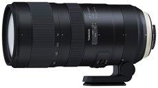 Tamron SP 70-200 mm F/2.8 Di VC USD G2 - Objetivo para Nikon (estabilizador óptico VC en tres modos, Sensor Full Frame 24 x 36, AF USD, dos lentes XLD, SP) negro