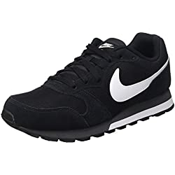 Nike Md Runner 2, Chaussures Multisport Outdoor homme, Noir (Black (010)010) - 42 EU