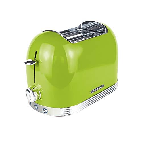 Schneider Comsumer SL T2.2 LG tostapane 2 fetta/e Lime 850 W