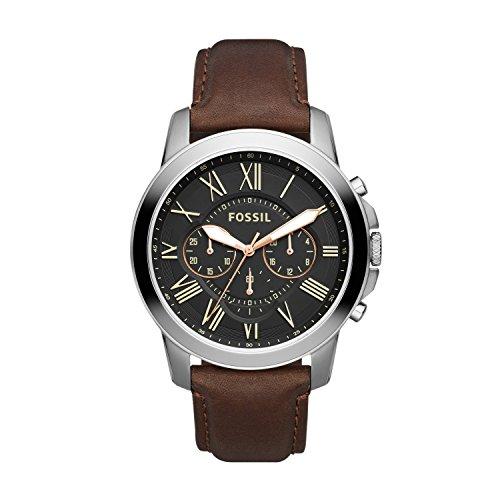 Fossil Herren-Uhr FS4813