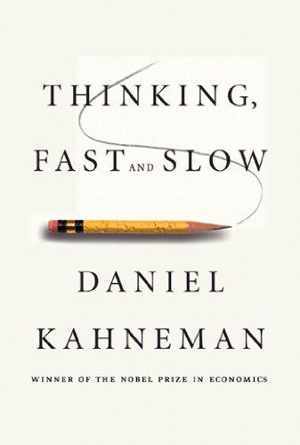 Bildergebnis für thinking fast and slow