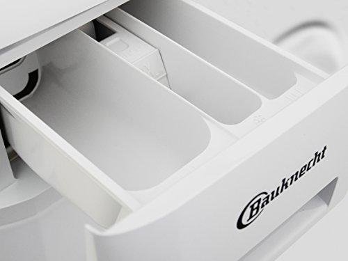 Bauknecht WAK 83 Waschmaschine FL / A+++ / 193 kWh/Jahr / 1400 UpM / 8 kg / 11000 L/Jahr / Mengenautomatik /Unterbaufähig / weiß - 6