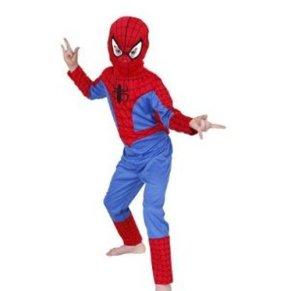 Rubies`s - Disfraz Infantil de Spiderman clásico (881306-L)