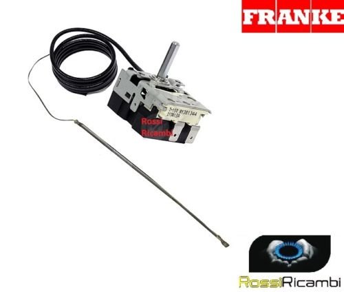 FRANKE TERMOSTATO ELETTRICO PER FORNO 50 -260° -ORIGINALE- 1330056685, 1992988