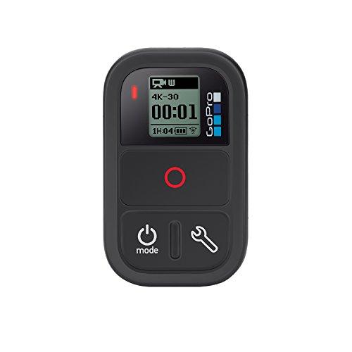 GoPro Smart Remote ARMTE-002 Telecomando Impermeabile, Nero