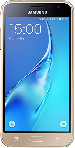 Samsung Galaxy J3 SM-J320F 8GB 4G - Smartphone (SIM doble, Android, MicroSIM, GSM, UMTS, WCDMA, LTE)