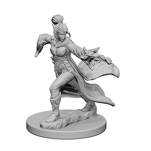 Pathfinder-Deep-Cuts-Unpainted-Miniatures-Elf-Female-Sorcerer