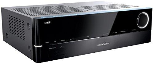 Harman/Kardon AVR 151S Ricevitore Audio/Video in Rete 5.1 Canali 375 Watt, Nero