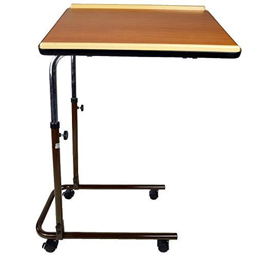 Mobiclinic Mesa auxiliar regulable en altura, con una sola bandeja | Modelo Sierra | Marca