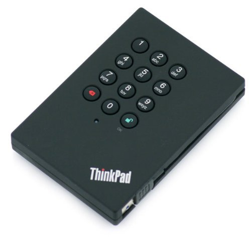 Lenovo 0A65619 HDD Esterno, 3,50 Pollici, USB 3.0, 500 GB, Autoalimentato, Nero