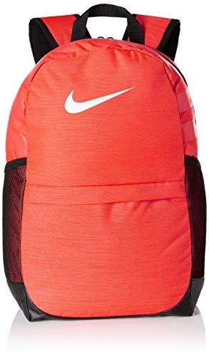 Nike 25 Ltrs Rush Coral/Black/White School Backpack (BA5473-816)