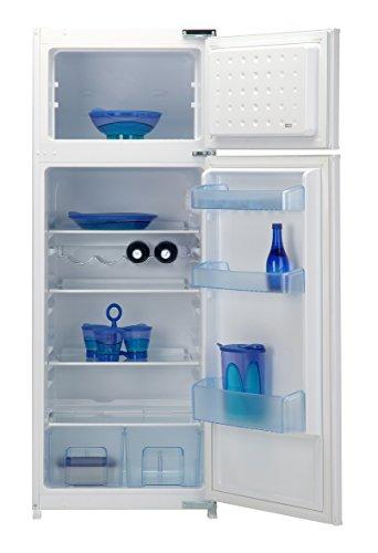 Beko RBI 6301 Frigo-congelatore incorporato A + (SN-ST, 39 dB, 4 kg / 24h),Bianco