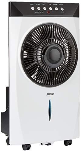 Zephir ZST31CM Ventilatore nebulizzatore con funzione nebulizzante ad acqua Pannello di controllo...