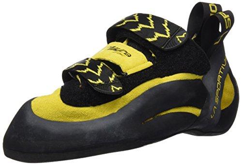 La Sportiva Miura VS Zapatos de escalada, Hombre, Amarillo (Amarillo 000), 38.5 EU (5 UK)