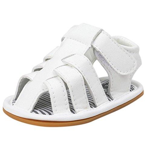 2ea6c55cc1c32 Zapatos Bebe Niño Verano Xinantime Lona Sandalias de Velcro Suela Blanda  Zapatos del Antideslizante Zapatos casuales Sneaker Para Recién Nacido ...