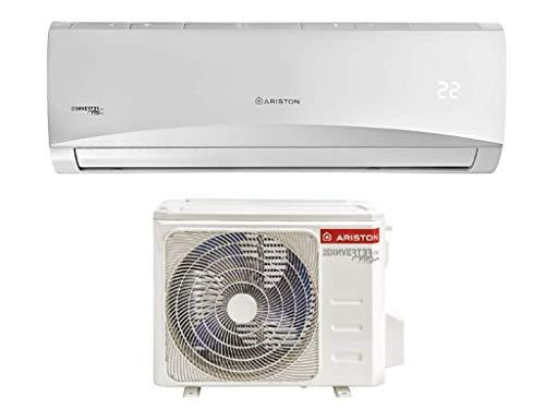 Ariston 3381274 Climatizzatore Monosplit PRIOS R32 12000 BTU, Bianco, 12.000