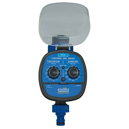 Aqua Control C4099N - Programador de grifo con LED