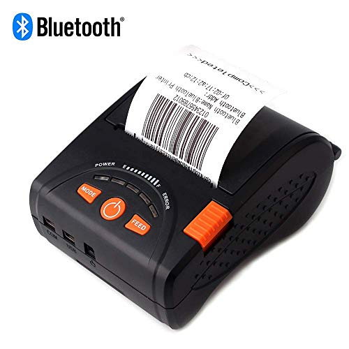 Stampante termica per ricevute Bluetooth MUNBYN 58...