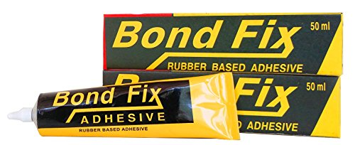 CLEANMAX Bondfix Synthetic Rubber Based Adhesive, 50 ml - Pack of 2