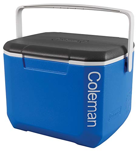 Coleman Excursion Cooler 16, Ghiacciaia, Blu, Taglia Unica