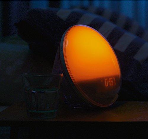 philips eveil lumi re hf3531 01 radio r veil lumineux avec fonction veilleuse et guide de. Black Bedroom Furniture Sets. Home Design Ideas