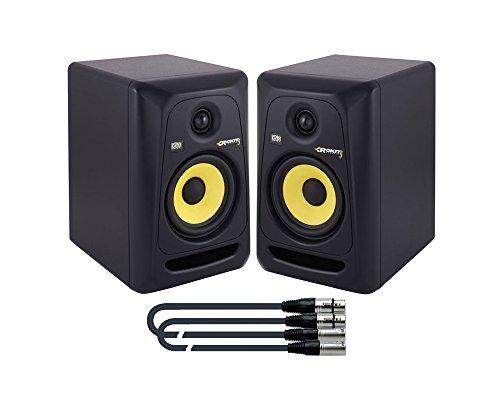 KRK RP5ROKIT G3Plug & Play 3m Cable Monitor de estudio Set