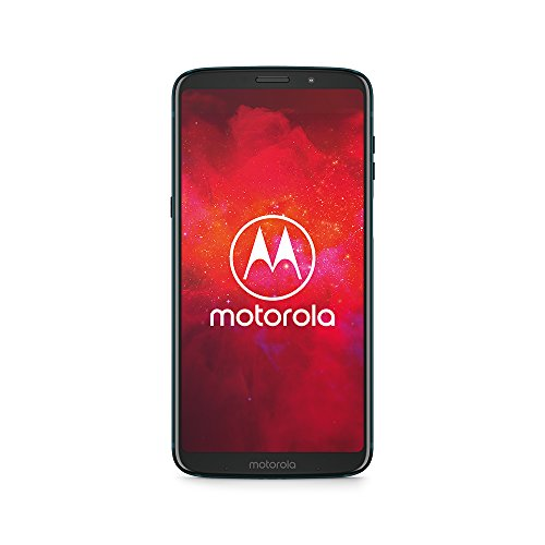 "Motorola Moto Z3 Play 6.01"" SIM Doble 4G 4GB 64GB 3000mAh Indigo - Smartphone (15,3 cm (6.01""), 4 GB, 64 GB, 12 MP, Android 8.1, Indigo)"