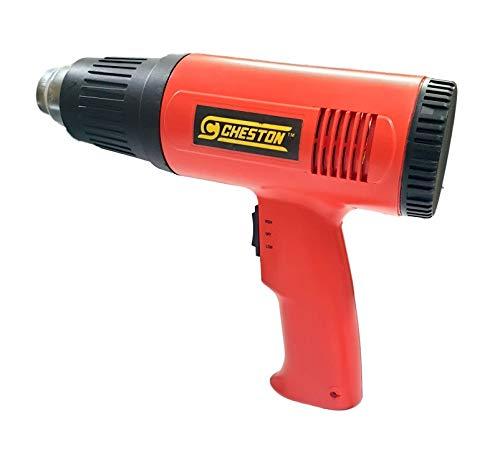 Cheston Dual Temperature Heat Hot Air Gun (Red)