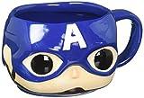 Marvel 5744 POP Home Captain America Mug, Ceramic, Multi-Colour