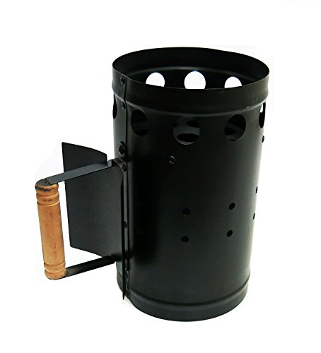 Fabrilla BBQ Chimney Starter (Black)