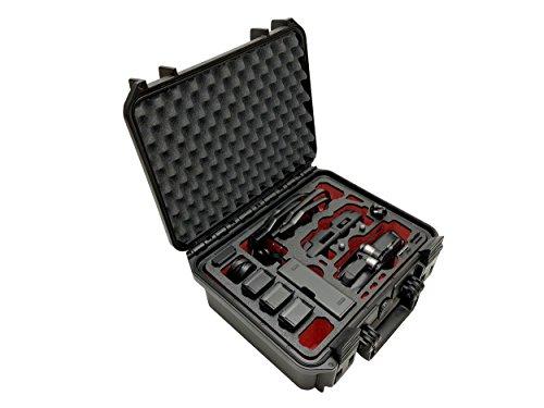 Professionale valigetta, valigia 'Travel Edition Plus' per DJI Mavic Air. Spazio per il completo Fly...