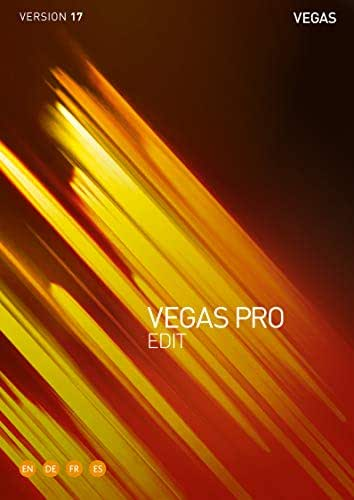 VEGAS Pro|17 EDIT|1 Device|Perpetual|PC|Disc|Disc