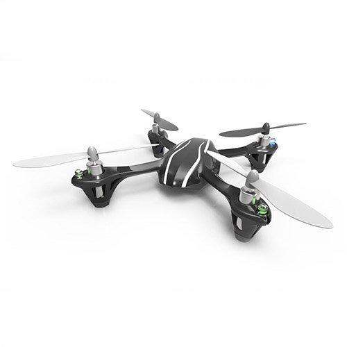 MKT Hubsan X4 H107D Upgraded 2.4G 4CH RC Quadcoptere con fotocamera RTF (H107D)