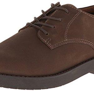 Academie Gear Boys James Ankle Lace Up Fashion Boots 41uJ0tI2b4L