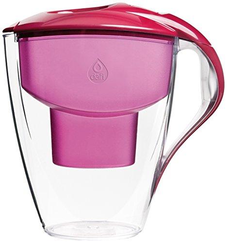 Dafi Omega Unimax 4L water filter jug (pink)