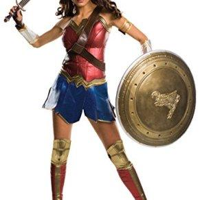 Rubie disfraz de Wonder Woman el amanecer de la justicia con gran cantidad de elementos - Multi - Large