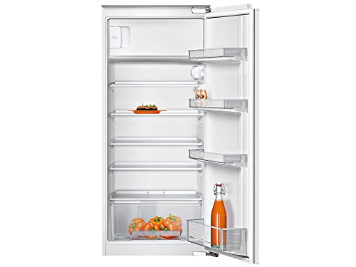 Neff K425A2 Einbaukühlschrank / 122,5 cm / A++ / Kühlteil: 183 Liter / Gefrierteil: 17 Liter / Flachscharnier
