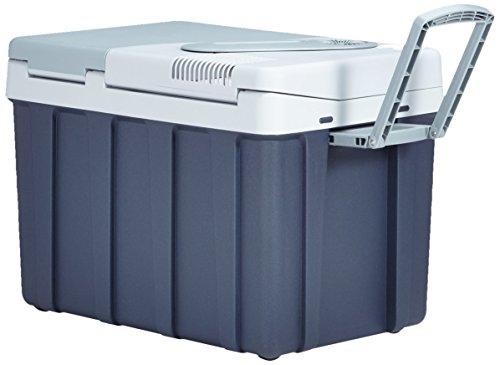 Mobicool W40 AC/DC Frigo PortatileTermoelettrico con Ruote, 12V/230V, 40 litri circa