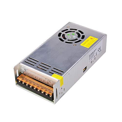 Dapenk Caja de Aluminio para interiore Fuente de alimentación LED 600W PS Serie 24V Fuente de alimentación para lámpara LED (PS600-H1V24)