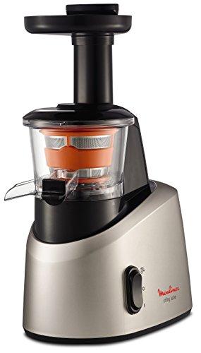 Moulinex ZU255B Infiny Juice Estrattore di Succo, Spremitura a Freddo, 200 W