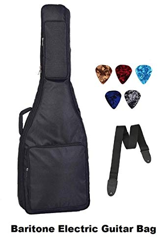 Heavy Padded Electric Guitar Gig Bag For Vault RG1RW